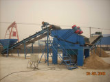 High Screening Efficiency Sand Screening Machine