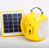 Durable Camping Solar Lantern with Phone Charger (SF-2)