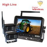 Digital Wireless Monitor Camera System for Forklifts and Trucks