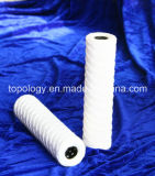 String Wound Filter Cartridge with Stainless Steel Core