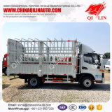 2017 New Side Wall Drop 5 Tons Cargo Truck