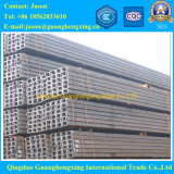 Q235B Pre-Galvanized Steel Channel for Construction