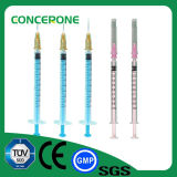 Safety Auto-Disable Syringe with CE ISO