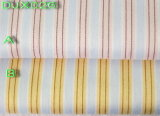 Stripe Polyester Cotton Dobby Fabric Shirting Djx026