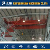 General Purpose Double Girder Overhead Crane with Hook