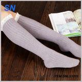 Wholesale 2015 Custom Knitted Womens Boot Socks