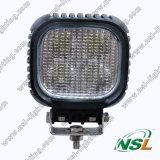CREE 40W 5 Inch Square, LED Work Lamp Flood Light 10-30V, LED Offroad Driving Fog Super Bright Light