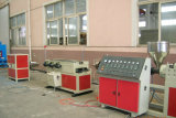 Single Wall Plastic PE/PP Corrugated Pipe Production/Extrusion Line