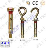 Hook/Eye/ Hex Sleeve Anchor Bolt with High Quality