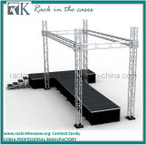Rk Aluminum Exhibition Stage Truss Booth Stand