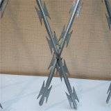 Single Twisted Iron Razor Barbed Wire