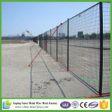 Movable PVC Coated 6ftx10ft Canada Temporary Fence
