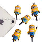 Despicable Me Mobile Earphone Anti Dust Proof (MDP039)