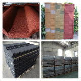 Color Sand Coated Steel Tiles for House Roofing