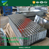 Chromated Galvanized Coils Corrugated Steel Sheets