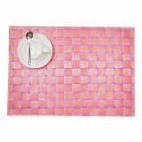 Mixed Color PP Woven Tablemat for Tabletop