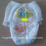 Soft Pull up Baby Diaper with Double Anti-Leak (DB005)