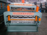 (Metal Roofing/Glazed/Steel) Tile Roll Forming Machine