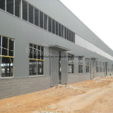 Customized Prefabricated Steel Structure Building for Workshop