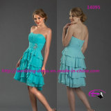 2014 New Pretty Charming Mother of Bride Dress with Zipper