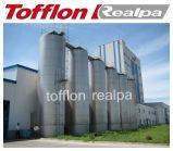 Outdoor Stainless Steel Milk Storage Silo