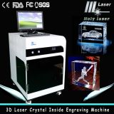 Portable 2d 3D Laser Crystal Gift Inner Engraving Machine (HSGP-2KD)