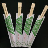 21cm 4.3-4.5mm Individually Wrapped Disposable Tensoge Bamboo Chopsticks