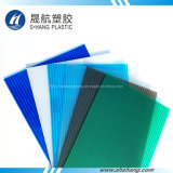 4mm~12mm Plastic Polycarbonate Roofing Panel with UV Protection