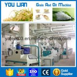 10-150 T/D Complete Rice Mill China