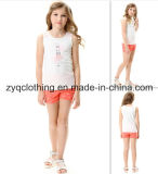 Kid′s Sleeveless T-Shirt, Fashion T-Shirt