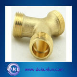 High Precision Brass Connector Made in China