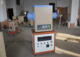 High Temperature Electric Tube Furnace with CVD System