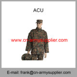 Police Acu-Military Textile-Bdu-Digital Camouflage Army Combat Uniform