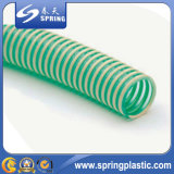 PVC Plastic Reinforced Spiral Suction Powder Garden Pipe Hose