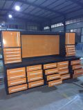 Heavy Duty Combined Steel Tool Cabinet with Drawers