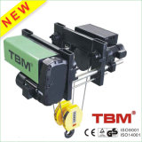 Electric Wire Rope Hoist, Low-Headroom Wire Rope Hoist