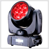 Stage 7*15W Rbgw 4in1 Beam Zoom Mini Moving Head LED