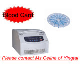 Txk4 Low Speed Blood Type Card Centrifuge