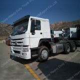 China Sinotruk HOWO 6X4 Tractor Truck Trailer Head with 380HP
