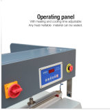 Pneumatic Impulse Plastic Heating Sealing Banner Welding Machine Fmqp