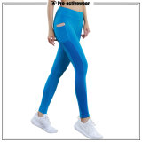 High Quality OEM Wholesale Women Fitness Yoga Pants with Pocket