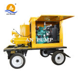 Irrigation Long Distance High Pressure Multistage Water Diesel Water Pump