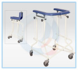 Medical Health Care Walking Rollator with Four Wheels