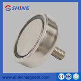 NdFeB Pot Magnets C16, C20, C25, C32