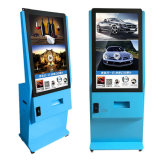 Stand Alone  Touch Screen Photo Booth Kiosk