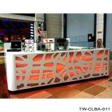 Top Customized Design Modern White Luxury Wine Bar Counter (TW-018)