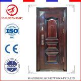Algeria Safety Steel Door Made in China
