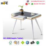 New Design iPhone Shape Home Office Furniture Office Desk (HC-D08)