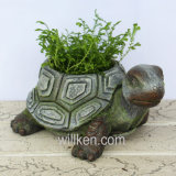 Europe and The Retro Style Tortoise Shape Flower Pot