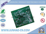 HASL PCB with 2 Layer Fr4 Double-Side PCB Board